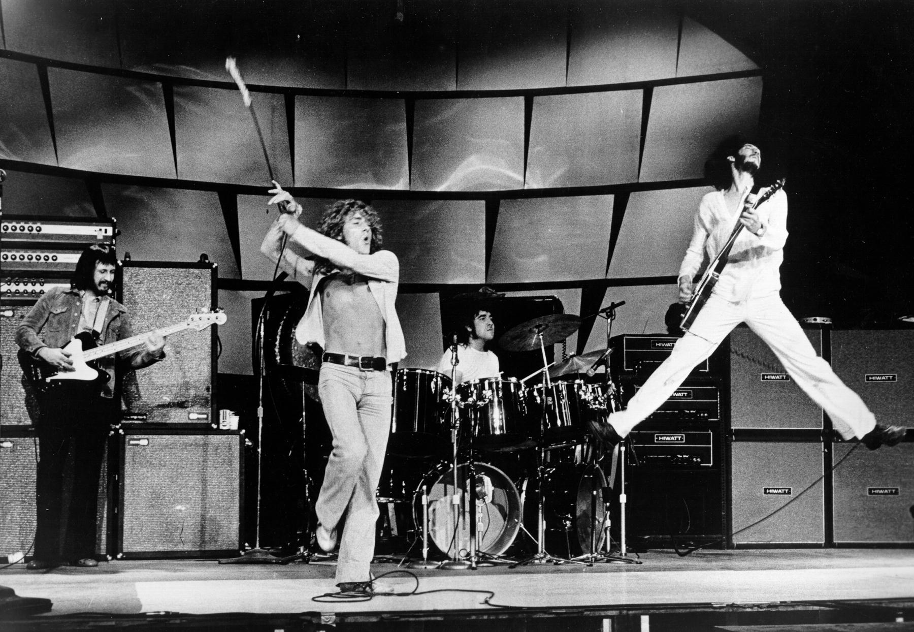להקת The Who בסיבוב הופעות וירטואלי