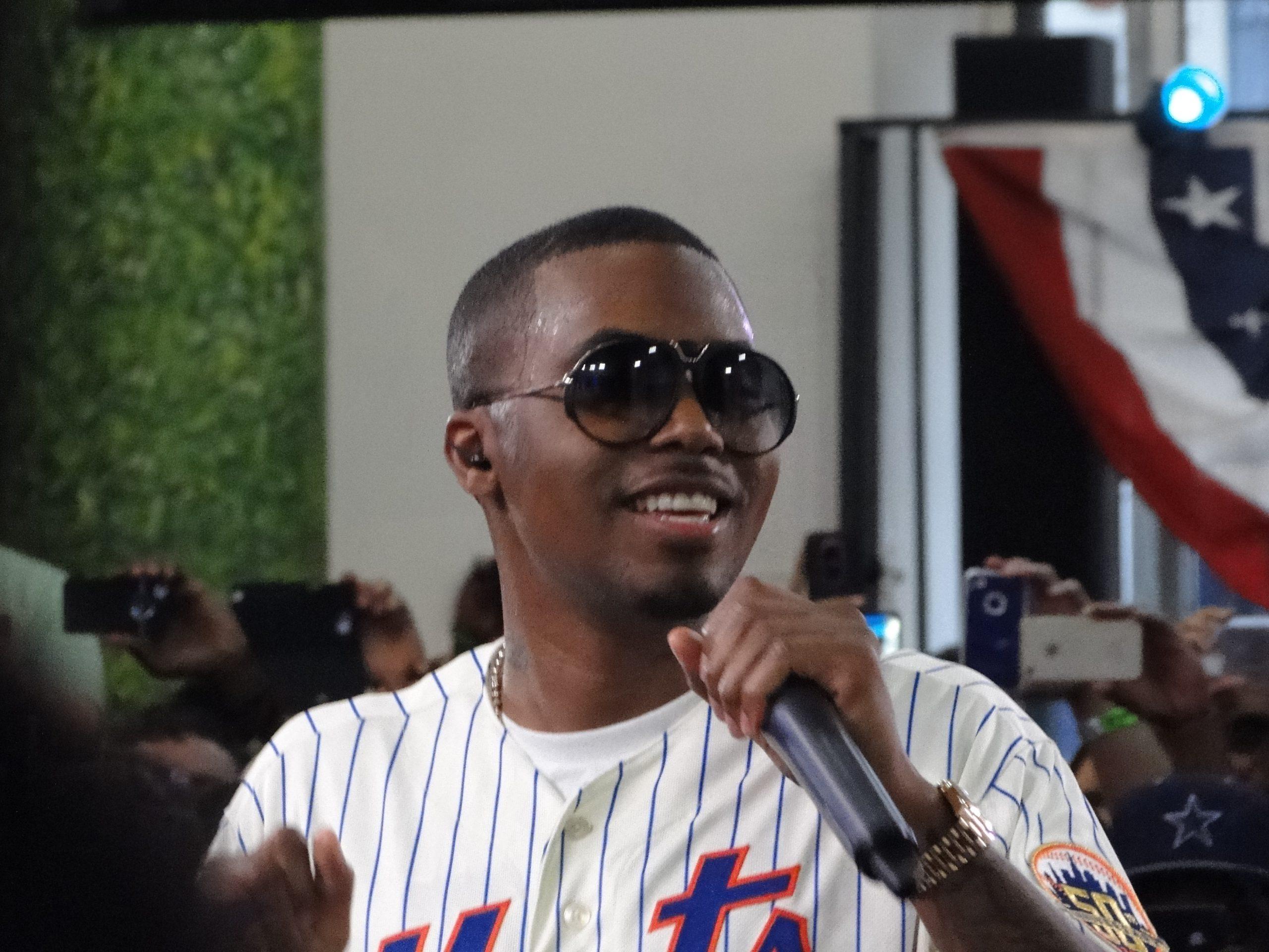חגיגה של התרבות השחורה עם Nas