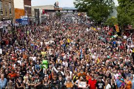 הדבקות קורונה בSturgis Rally