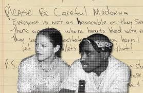מכתבי האהבה של Tupac והכתר של B.I.G.במכירה פומבית
